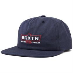 Brixton Cruss MP Snapback Hat