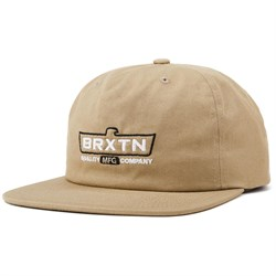 Brixton Cruss MP Snapback Hat