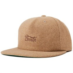 Brixton Stith MP Snapback Hat