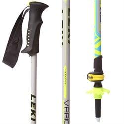Leki Vario XS Speedlock Adjustable Ski Poles - Big Kids'