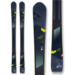 Fischer Pro MTN 95 Ti Skis 2019