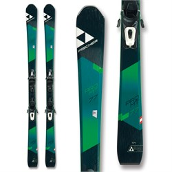 Fischer Pro MTN 77 Skis ​+ RS 10 GW Powerrail Bindings