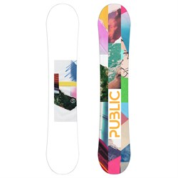 Public Display Mathes Snowboard