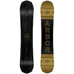 Arbor Element Black Camber Snowboard  - Used