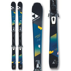 Fischer Pro MTN 73 Ski ​+ RS 10 Powerrail GW Bindings