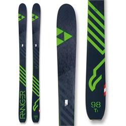 Fischer Ranger 98 Ti Skis 2019