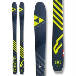 Fischer Ranger 90 Ti Skis  - Used