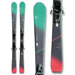 Fischer My Pro MT 80 Skis ​+ RS 10 GW Powerrail Bindings - Women's