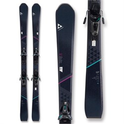 Fischer My Pro MT 77 Skis ​+ RS 10 GW Powerrail Bindings - Women's 2019