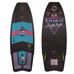 Hyperlite Party Shark Quad LTD Wakesurf Board 2019