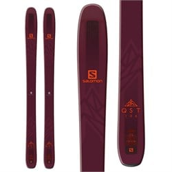 Salomon QST 106 Skis 2019