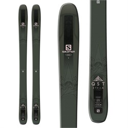 Salomon QST Stella 106 Skis - Women's