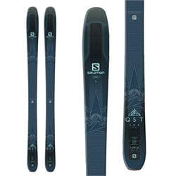 Salomon QST Lux 92 Skis - Women's 2019