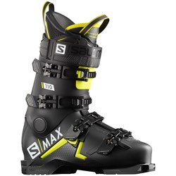 Salomon S​/Max 110 Ski Boots  - Used