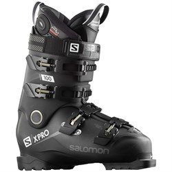 Salomon X Pro 100 Custom Heat Connect Ski Boots