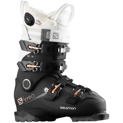 Salomon X Pro 90W Custom Heat Connect Ski Boots - Women's 2019