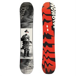 Salomon The Villain Snowboard  - Used
