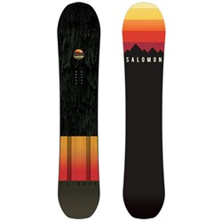 Salomon Super 8 Snowboard 2019