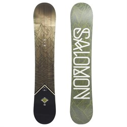 Salomon Sight X Snowboard