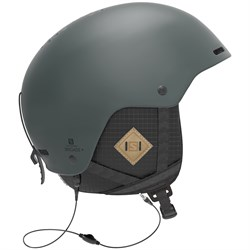 Salomon Brigade​+ Audio Helmet