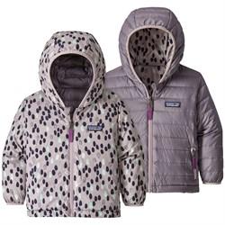 Patagonia Reversible Down Sweater Hoodie - Toddler Girls'