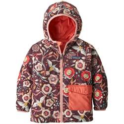 Patagonia Reversible Puff-Ball Jacket - Toddler Girls'