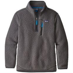 Patagonia Retro Pile 1/4 Zip Fleece Jacket - Boys'