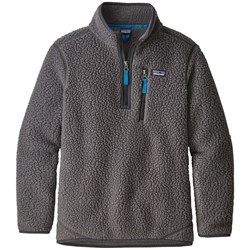 Patagonia Retro Pile 1​/4 Zip Fleece Jacket - Boys'