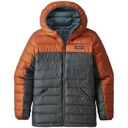 Patagonia Reversible Down Sweater Hoodie - Boys'