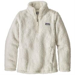 Patagonia Los Gatos 1/4 Zip Fleece Pullover - Big Girls'