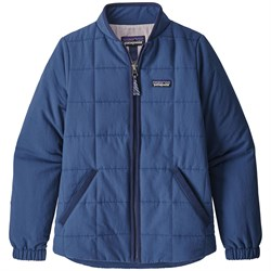 Patagonia Quilted Bomber Shacket - Girls'