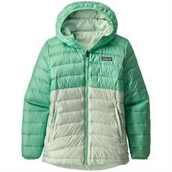 Patagonia Reversible Down Sweater Hoodie - Girls'
