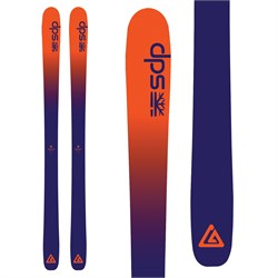 DPS Uschi 87 Foundation Skis - Women's 2019