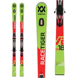 Volkl Racetiger GS Skis ​+ rMotion2 12 GW Bindings