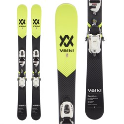 Volkl Revolt Jr Skis ​+ 4.5 vMotion Jr Bindings - Boys'
