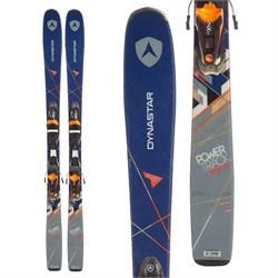 Dynastar Powertrack 79 CA Skis + NX 10 Bindings  - Used