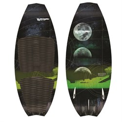Never Summer Woody Wakesurf Board