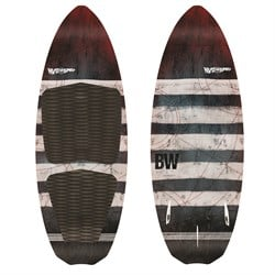 Never Summer Big Woody Wakesurf Board
