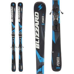 Blizzard X-Power 770 Ti IQ Skis ​+ IQ-TP10 CM2 Bindings  - Used