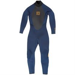 XCEL 4/3 Axis Backzip Wetsuit - Kids'