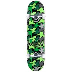 Krooked Birdcamo SM 7.5 Skateboard Complete