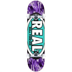 Real AWOL Ovals MD 7.75 Skateboard Complete