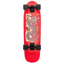 Landyachtz Dinghy Dragon Red Cruiser Skateboard Complete