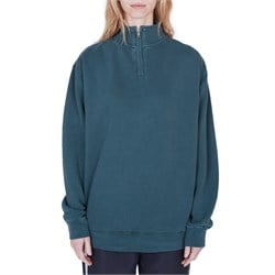 Obey Clothing Box Mock Pigment Crew Sweatshirt - Women's