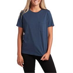 Richer Poorer Crew Pocket T-Shirt - Women's