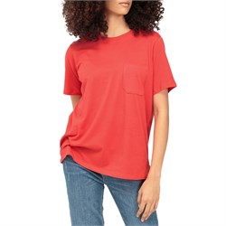 Richer Poorer Crew Pocket T-Shirt - Women's