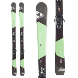Fischer Pro MTN 80 Skis ​+ RS 10 Bindings  - Used