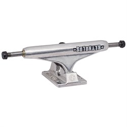 Independent 139 Stage 11 Hollow Reynolds Block Silver Skateboard Truck