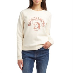 Arbor Outdoorswoman Crew Sweatshirt - Women's