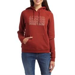 Arbor Fade Pullover Hoodie - Women's
